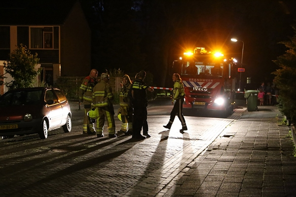 vrijdag 15 juli - Gorredijk: huizen ontruimd na vermeend gaslek