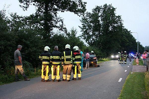 zaterdag 23 juli - Eenzijdig ongeval op Wyldpaed West
