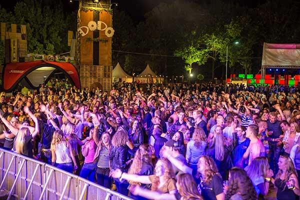 zondag 21 augustus - Dodo festival 2016 sluit groots af