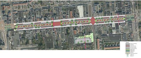 donderdag 22 september - Minder parkeerplek in nieuw ontwerp De Kaden