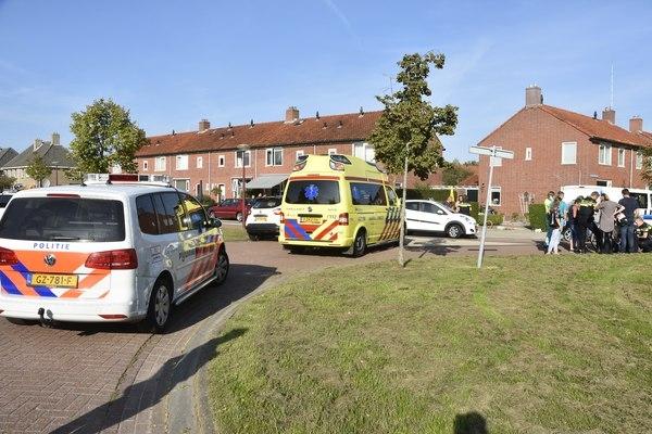 zaterdag 24 september - Snorfietser gewond bij aanrijding in Dokkum