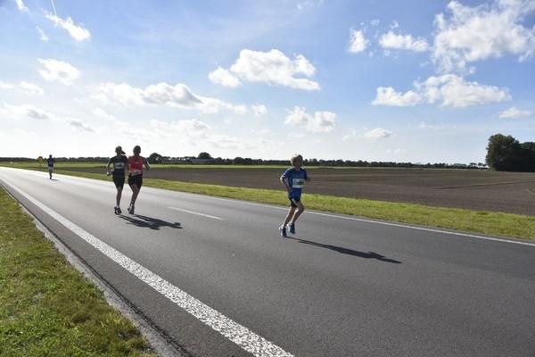 zaterdag 24 september - Hardlopen op de Centrale As