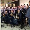 23 december 2012 Surhuisterveen - Shanty koor De Beurtskippers bij de Jumbo