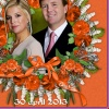 30 april 2013 Kootstertille - Hoera we hebben een Koning en Koningin!  