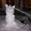 26 januari 2014 Surhuizum - De eerste sneeuwpret! heerlijk weer!