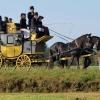 28 september 2014 Oudehorne - De Postkoets. Vervoer van mensen en goederen in de 18e en de 19e eeuw.