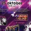 21 oktober 2014 Drachten - Zaterdagavond Benefietconcert in het Fries Congrescentrum Drachten 20.00 uur.