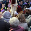 15 november 2014 Feanw�lden - De Sint komt aan in Feanw�lden.
