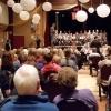30 november 2014 Garyp - It project 'Korpsen in de klas' waard juster �fsl�ten yn it Geah�s yn Garyp mei in moai konsert.
