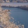 30 januari 2015 Burgum - Winterlandschap Burgum Nysted.