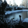 30 januari 2015 De Westereen - Ook in de winter is het mooi op Kuikhorne.