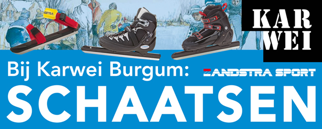 e06923527c1 Ook voor schaatsen naar Karwei Burgum