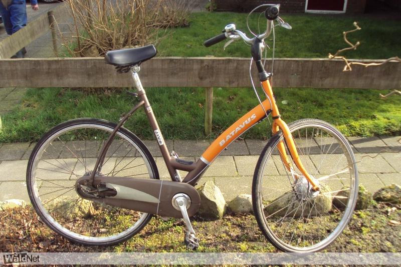 zondag 12 maart - fiets
