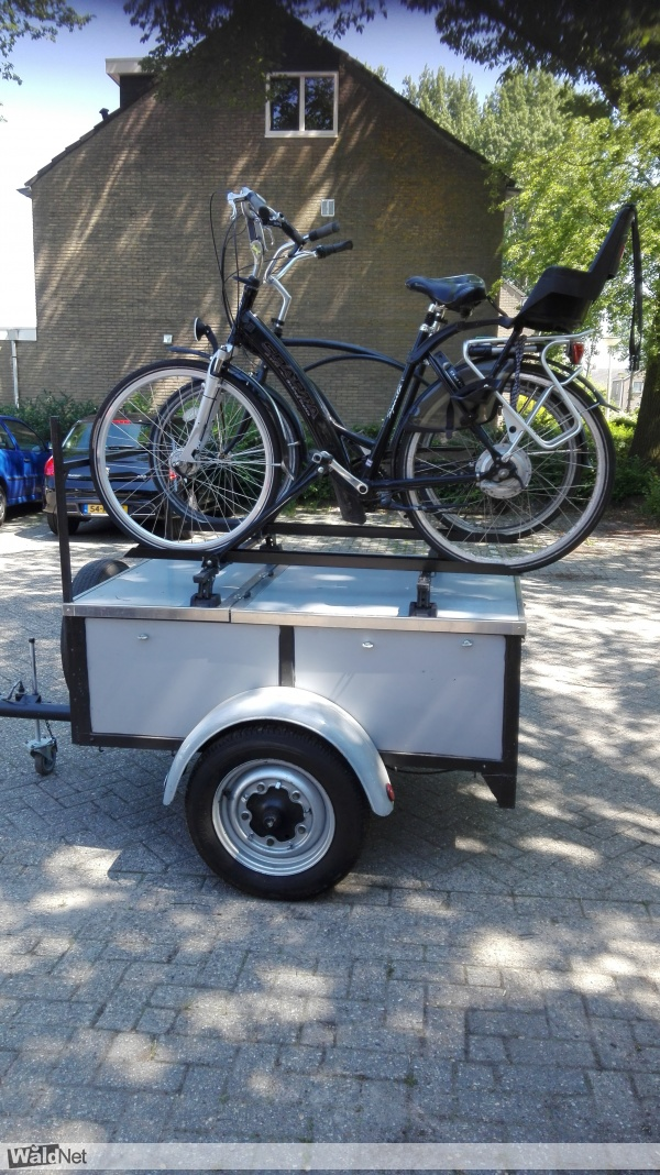 zaterdag 24 juni - E bike sparta ion