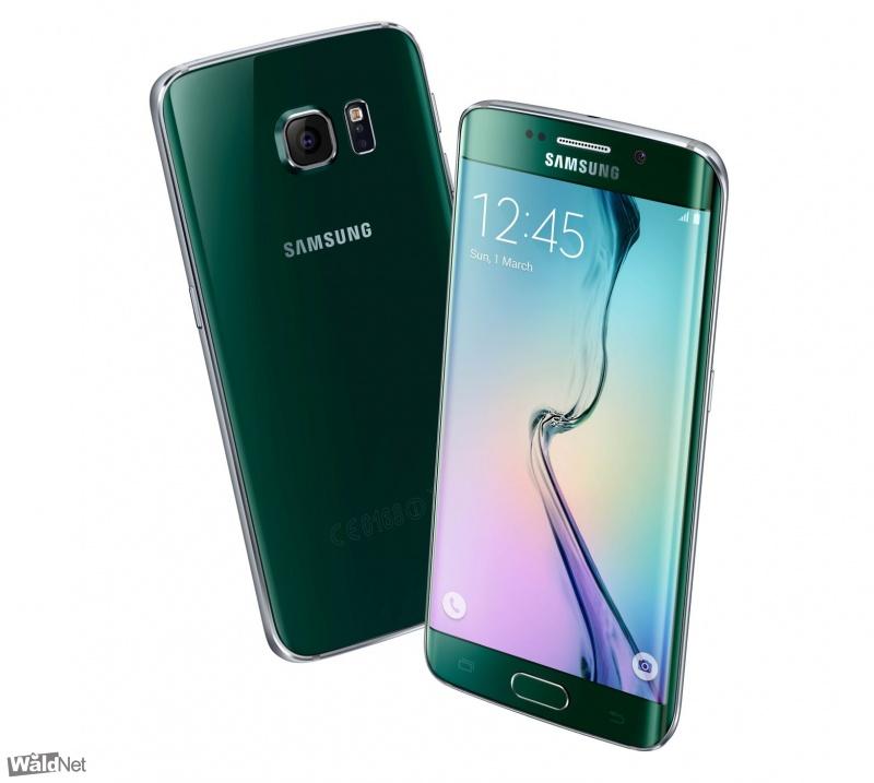 maandag 10 juli - Samsung Galaxy S6 edge