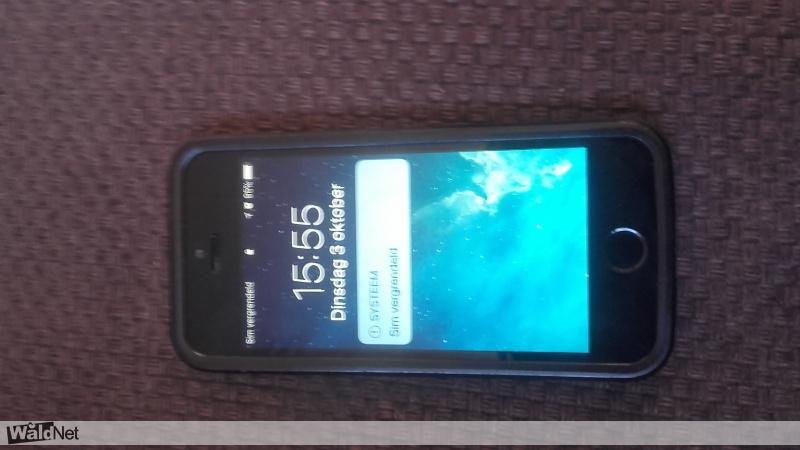 dinsdag 03 oktober - IPhone se gevonden