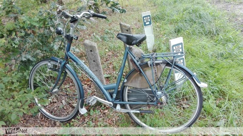 zondag 23 september - fiets wie mist hem