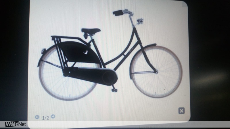 donderdag 27 september - Gestolen oma fiets