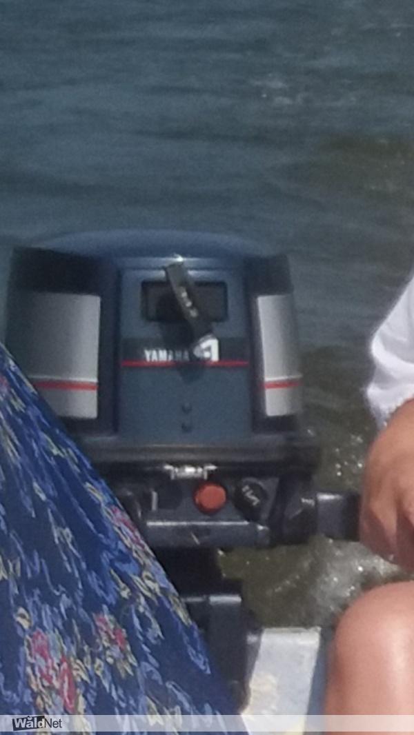 zondag 30 september - Gestolen boot motertje yamma