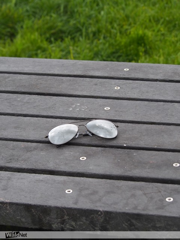 zondag 24 mei - Zonnebril gevonden