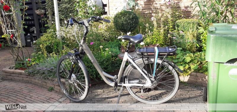 zaterdag 22 augustus - gestolen elektrische stella fiets