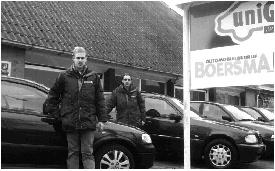 Klasse 1 voor Autobedrijf Boersma