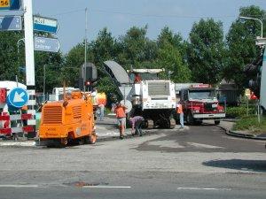 Bouwfraude in Burgum en Dokkum