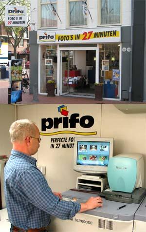 Prifo Drachten (ook) sponsor WâldNet