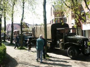 60 jaar D-Day op Kollumer Kaasdag