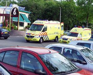 Kind zwaar gewond bij Hotel E-10