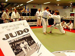 Judo Instuif in Beleefbibliotheek