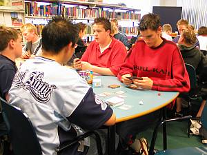 Toernooi Magic in Beleefbibliotheek