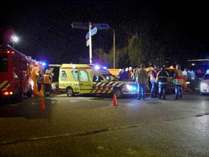 Frieschepalen: ongeluk op Kromhoek