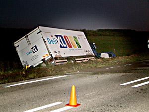 Dodelijk ongeval bij Lauwersoog
