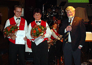 Voorjaarsconcert Apollo in Burgum