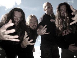 Entombed + Meshuggah op Wâldrock