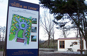 Stacaravanpark bij Eastermar