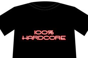 100% hardcore voor echte gabber
