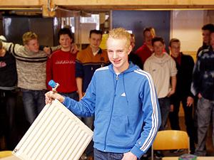 Best Man: Cornelis door naar finale