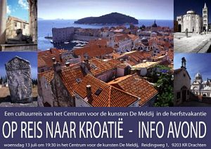 Meldij: Kroatië als reisbestemming
