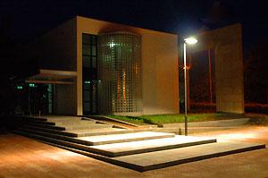 Nieuwe publiekscentrum gaat open