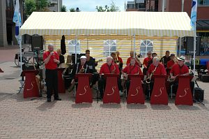 De Nothern Swingband in Drachten