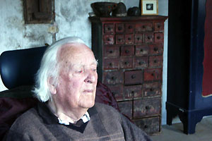 Schilder Klaas Koopmans 85 jaar