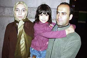 Iranees gezin nog altijd in Friesland