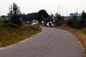 Bejaarde fietser ten val in Drachten