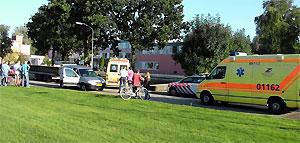 Grootegast: Drachtster rijdt kind aan