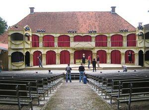 Venetië in Burgum bij Iepenloftspul