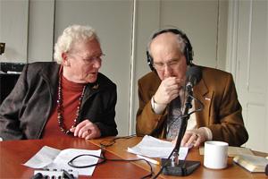 Al 20 jaar Jan Rinzema op de radio