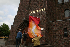 Fusie kerken Kollum een feit