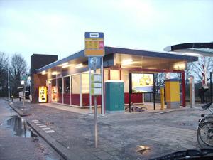 Kantoren rond station Buitenpost